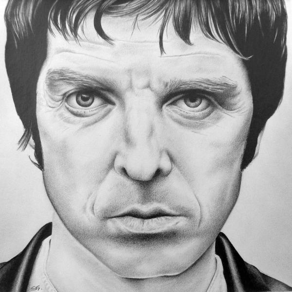 Noel Gallagher par stego